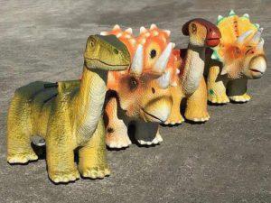 恐竜サーキット