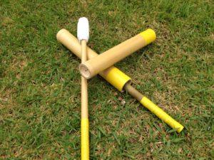 竹の水鉄砲